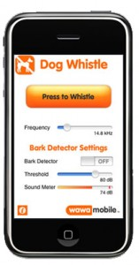 Ultra Sonic Dog Whistle App